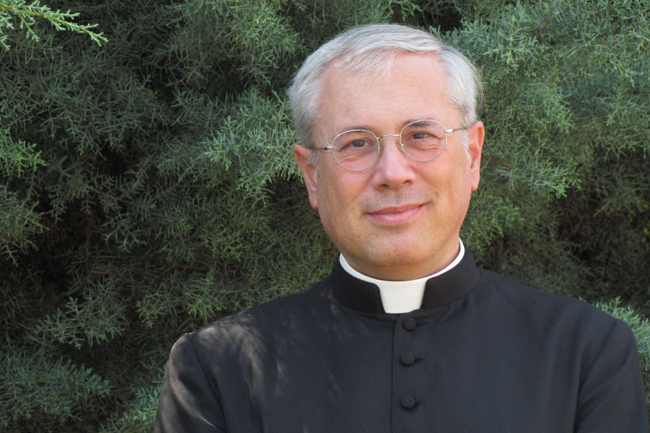 Mgr Antoine de Rochebrune - Opus Dei